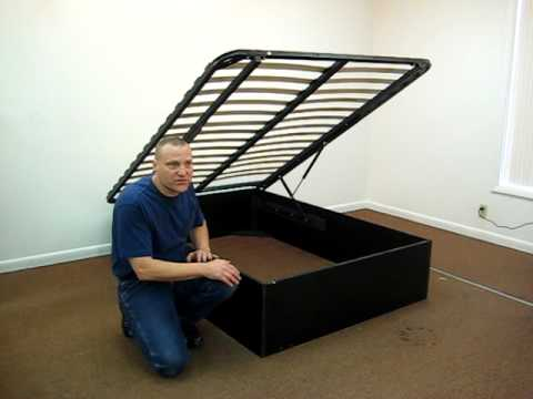 Comfort Flex RV Bed Frame Now At Factory RV Surplus - YouTube