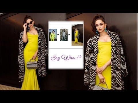 Husband Ranveer Singh is inspiration behind Deepika Padukone's Met Gala after-party look Mp3
