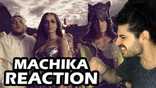 Baixar J. Balvin, Jeon, Anitta - Machika (REACTION) | Reação e comentários