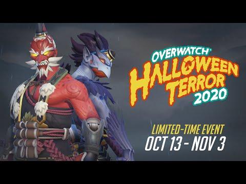 Overwatch Seasonal Event | Halloween Terror 2020
