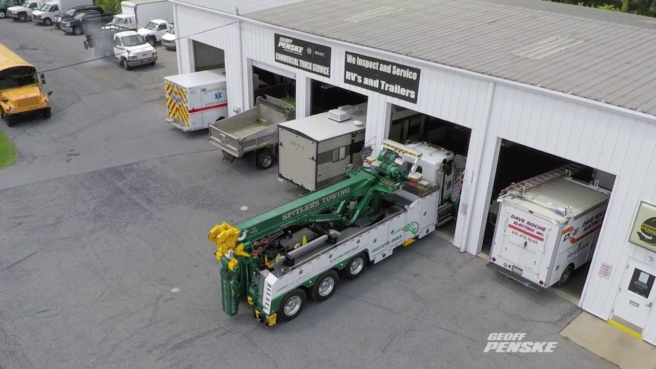 Penske Reading Pa >> Commercial Truck Servicing At Geoff Penske Buick Gmc Serving Reading And Shillington Pa