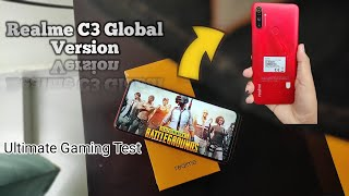 Realme C3 Ultimate Pubg Gaming Test (Global Version) | 4 Finger Claw + Gyro | PUBG Mobile Bangla |
