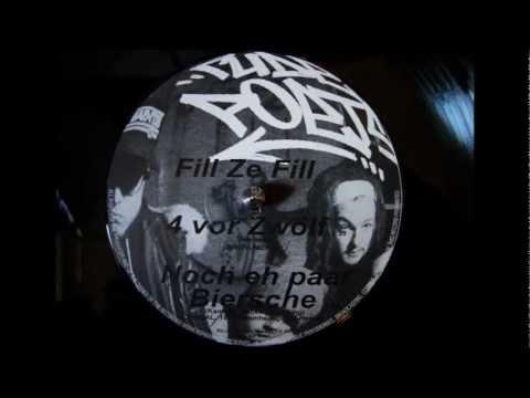Rude Poets - Noch eh paar Biersche (1991 Rheinheitsgebot Remix) - Der letzte Walzer (1993)