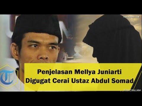 penjelasan-mellya-juniarti-digugat-cerai-ustaz-abdul-somad