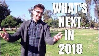What's Next | Elliott Morgan