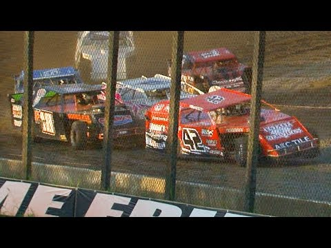 Econo Mod Heat One | Eriez Speedway | 8-4-19