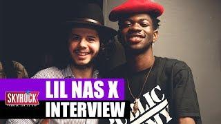Lil Nas X – Sa 1ère interview en France !