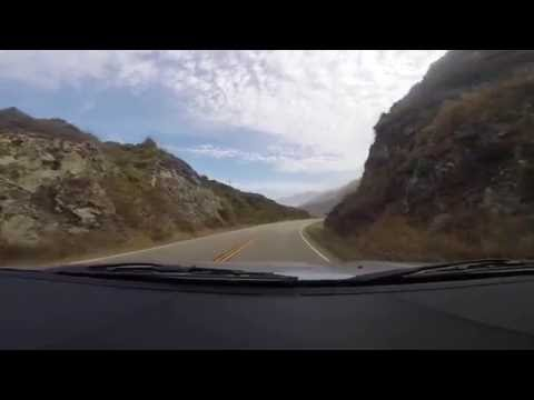 Road Trip San Diego to Vancouver-Dash Cam