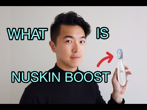 NU SKIN BOOST The New Beauty Device