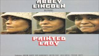 Watch Abbey Lincoln Golden Lady video