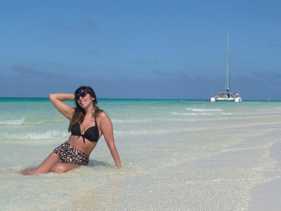 Topless sur la plage de tres beau gros seins a mater - 1 part 7
