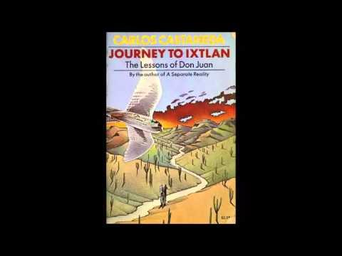 Carlos Castaneda - Journey to Ixtlan. Audiobook Part 2