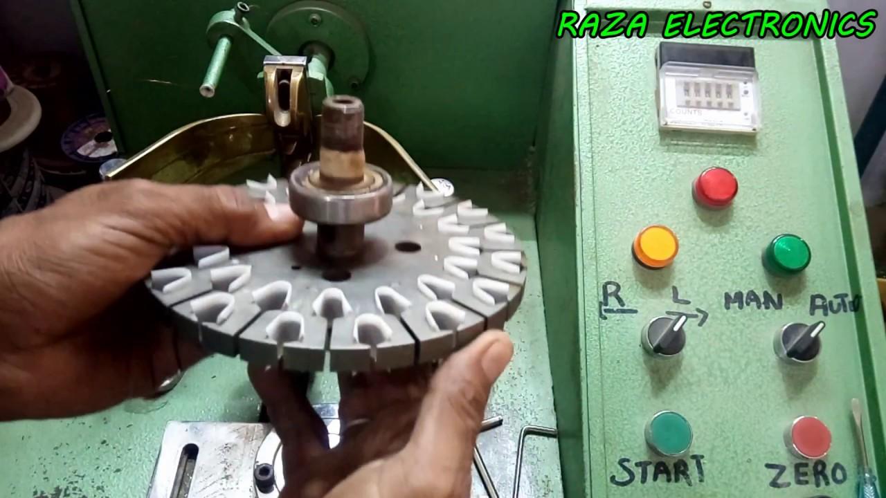 Ceiling Fan Rewinding New Formula Dabble Winding Complete Guidi In Urdu Hindi