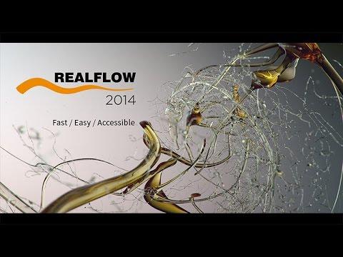 Webinar: The Realflow - Cinema 4D Pipeline