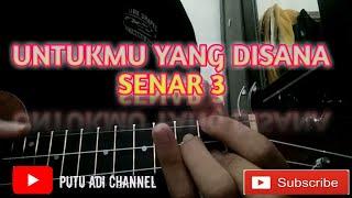 UNTUK MU YANG DISANA - [Kentrung Melodi] , cover by Putu Adi
