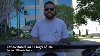 Liftboard 900W Single Motor REAL Review!!!