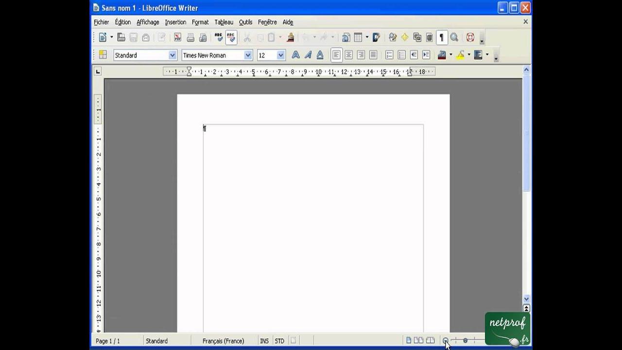 ecrire un courrier comment ecrire une lettre libre office info pc