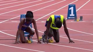Women's 400m T11   Round 1 Heat 2   London 2017 World Para Athletics