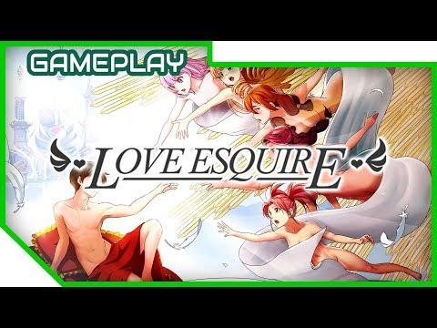Karlsanada13 Plays - Love Esquire - Romantic Comedy Dating Sim/RPG - Yangyang Mobile