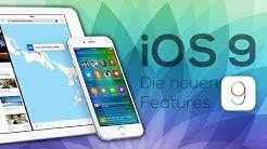 iOS 9 | Alle Features & Neuheiten
