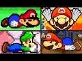 Super Mario Evolution of UNAVOIDABLE DEA