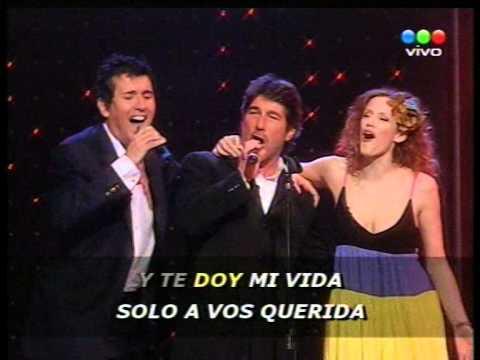 karaoke famosos (TELEFE) Susana Gimenez
