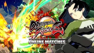 A17 COMBOS...I LOVE 'EM! Android 17 - Online Matches: DragonBall FighterZ