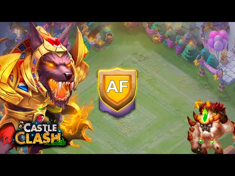 Castle Clash | Here Be Monsters | AF Guide (No Devo Heroes)
