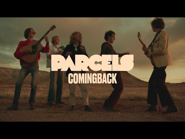 Parcels - Comingback (Official Music Video)