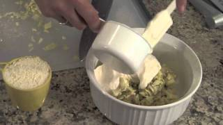 Baked Artichoke Dip Recipe - Perfect For The Super Bowl