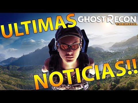 ULTIMAS NOTICIAS - GHOST RECON WILDLANDS