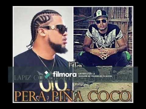 Lapiz Conciente - Pera Piña Coco (RIP Toxic Crow, Mozart & Farruco)