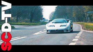 Bugatti EB110 SS | 90s Supercar Legends [Part 1]