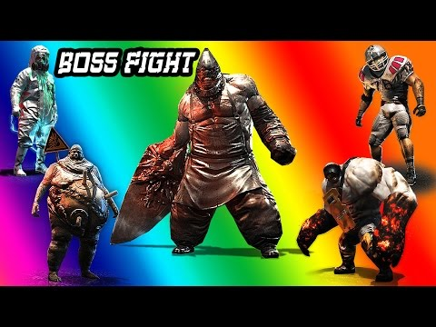 Unkilled iPhone Gameplay - All Boss Killed