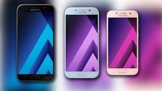 Samsung A3, A5, A7 (2017) Live. Обсуждаем в прямом эфире.