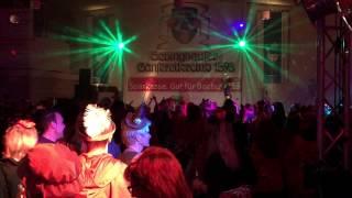 MARATHON JENNY BOCHUM 2015 KARNEVAL HELENE FISCHER DOUBLE Party Nummer 1