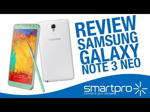 Samsung Galaxy Note 3 Neo, Completo análisis en Smarpro