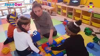 Урок Египетских пирамид для младшей группы на Английском языке