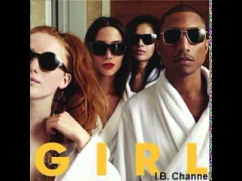 Free Download Pharrell Williams - Girl (deluxe Edition) | 12. Just A Cloud Away Mp3 dan Mp4