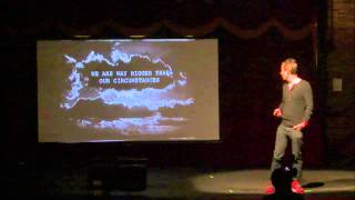 Adversity: Is it sh*t or is it fertilizer? Luke Bailey at TEDxBrooklyn