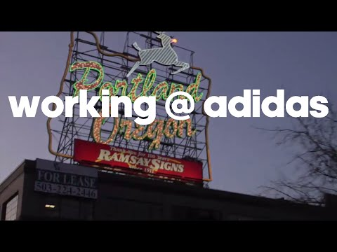 Planet Sport - Working at adidas America in Portland, Oregon USA