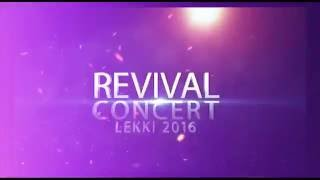 CTCng Revival Concert Lekki 2016 - Arizona Live On Stage