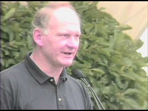 Mike Webster Closing Remarks @ 1997 Pro Football HOF ...