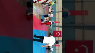 Uğurhan Artam 42 kg point fight maçı