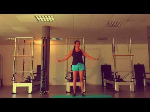 Pilates Mantenimiento en 15 minutos