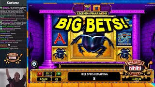 Big Bet Slots - Legend of the Pharaoh