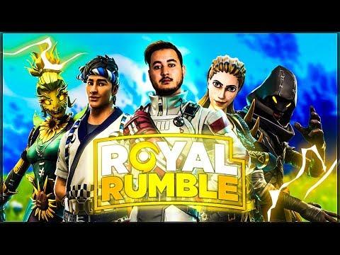 UN ROYAL RUMBLE DE JOUEURS PROS !!! (Saison 2 - Ep.2) thumbnail