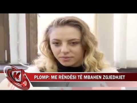 PLOMP - ME RËNDËSI TË MBAHEN ZGJEDHJET