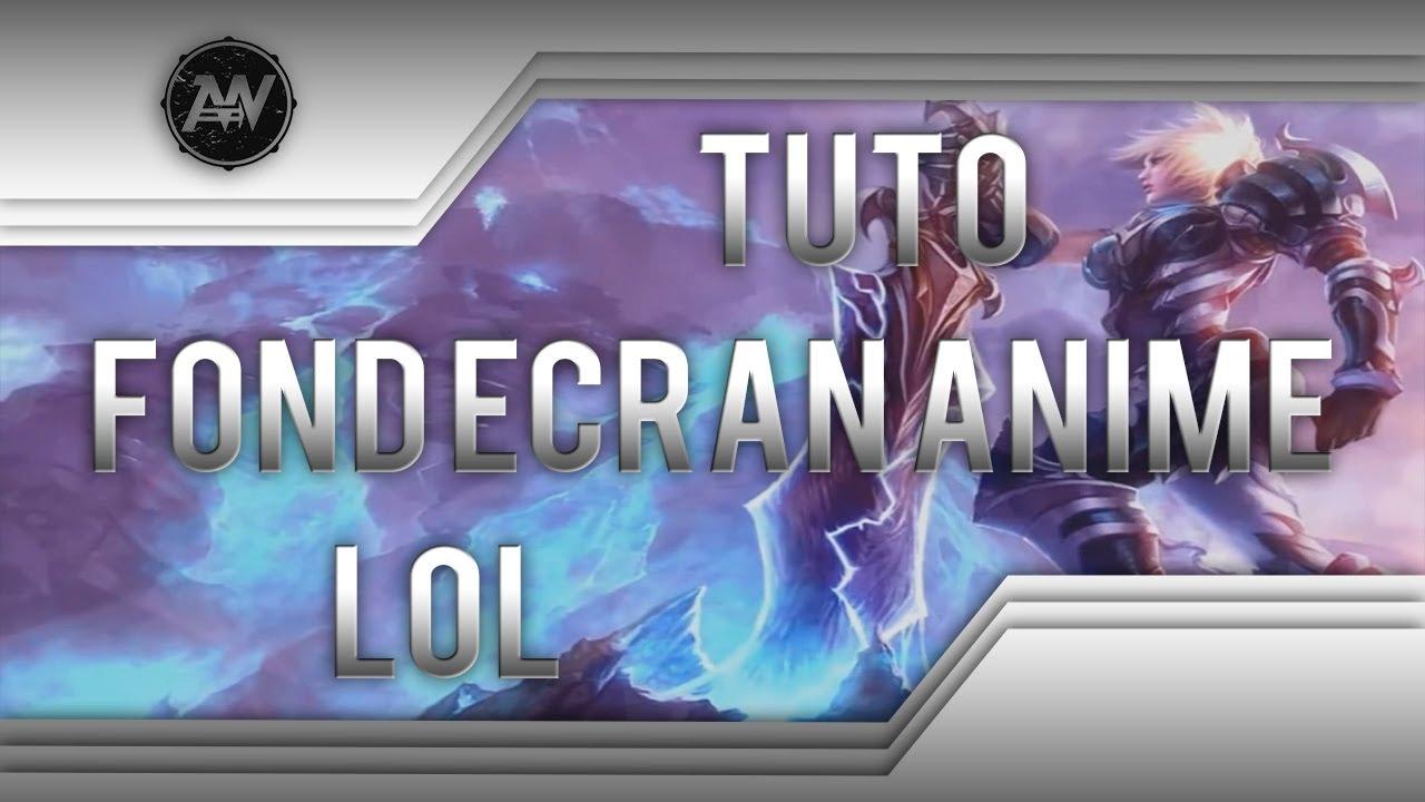 TUTO Fond écran animé League of Legends - Riven - FR - YouTube