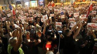Sok ezren kérik az államfő segítségét Varsóban